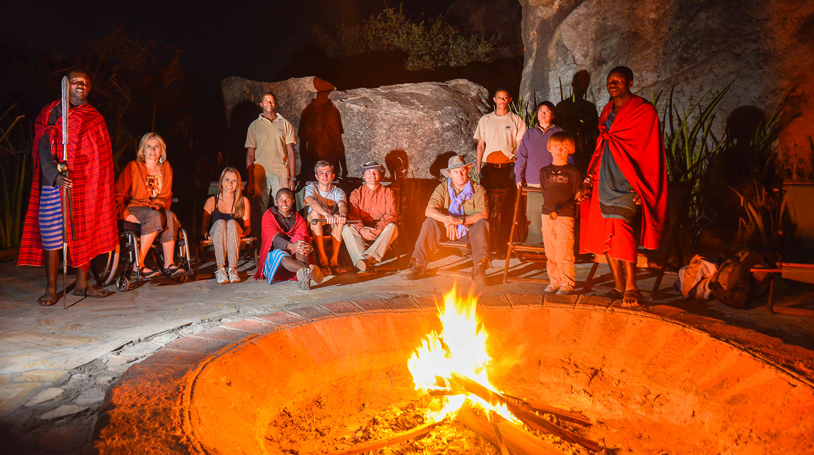 Olduvai Camp - A friendly place to be
